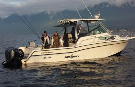 Bowen Island Winter Chinook Package